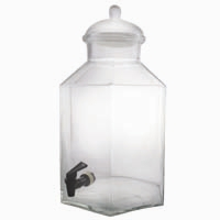 3 Gallon Infusion Jar