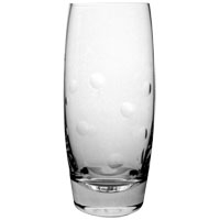 stone cut dot highball
