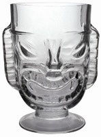 Tiki Glass (Case)